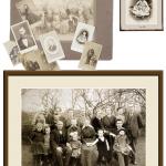 herstel van oude foto`s